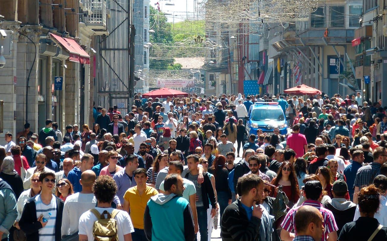 poblacion turquia